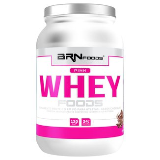 Pink Whey Protein Foods 900 g - BR Nutrition Foods
