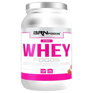 Pink Whey Protein Foods 900 g - BRN Foods