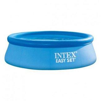 Piscina Inflável Easy Set 2.362 Litros Intex