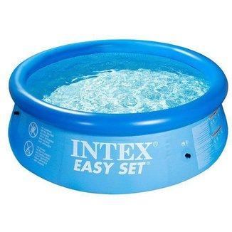 Piscina Inflável Easy Set Intex 5.621L