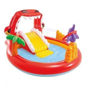 Piscina Playground Happy Dino 150 L