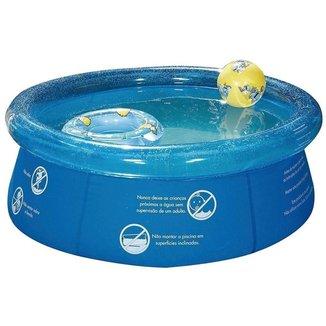 Piscina Redonda Mor Splash Fun 1000l