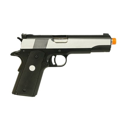 Pistola Airsoft MKIV 70 Dual Tone Full Metal 6mm GBB - Army - Unissex