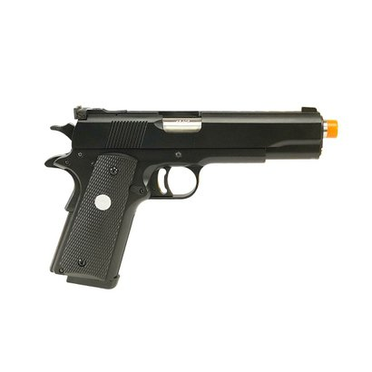 Pistola Airsoft MKIV 70 Full Metal 6mm GBB - Army - Unissex