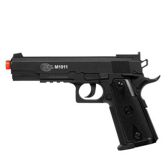 Pistola De Airsoft Co2 Cybergun Colt M1911 Gnb
