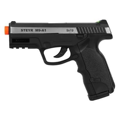 Pistola de Pressão CO2 ASG Steyr Mannlicher M9-A1 Semi-metal 4.5mm - Unissex