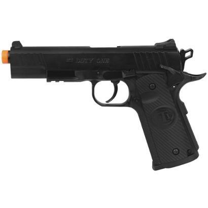 Pistola de Pressão CO2 ASG STI Duty One Semi-metal 4.5mm - Unissex