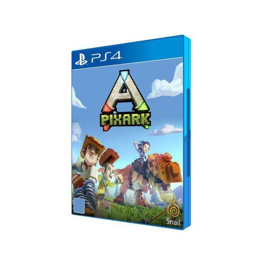 Pixark para PS4 - Incolor