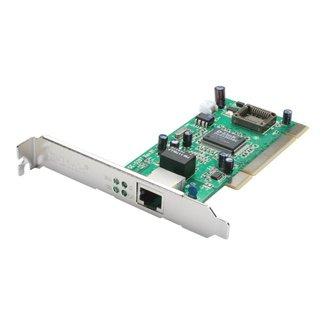 Placa de Rede PCI D-Link DGE-528T- Gigabit - Acompanha Espelho Low Profile