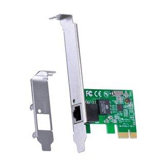Placa de Rede PCI Express Vinik PRV100E - 100Mbps - Acompanha Espelho Low Profile