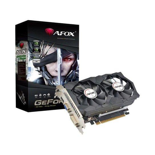 Placa de Vídeo Afox NVIDIA Geforce GT740 4GB - Preto