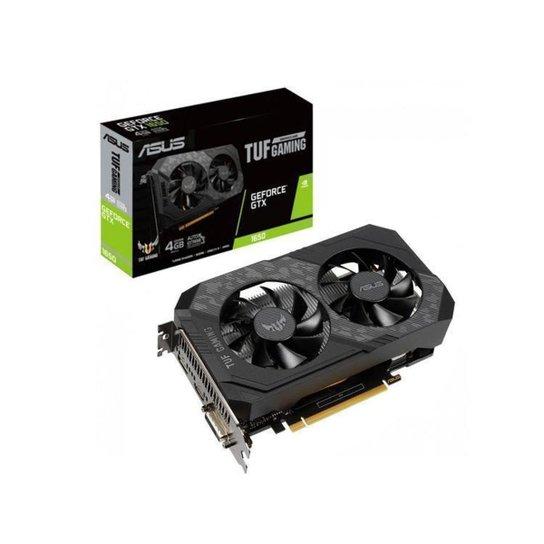 Placa de Vídeo Asus GeForce GTX 1650 4GB - N/A