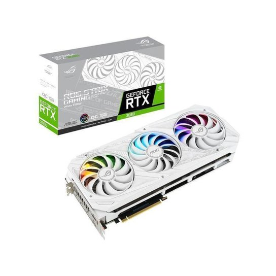 Placa de Vídeo Asus GeForce RTX 3080 10GB - N/A
