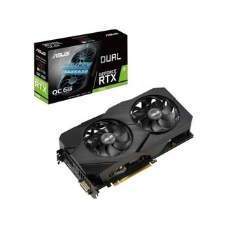 Placa de Vídeo Asus NVIDIA GeForce RTX 2060