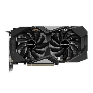 Placa de Video Gigabyte GeForce RTX 2060 D6, 6GB, GDDR6, 192-bit, GV-N2060D6-6GD-REV-2.0