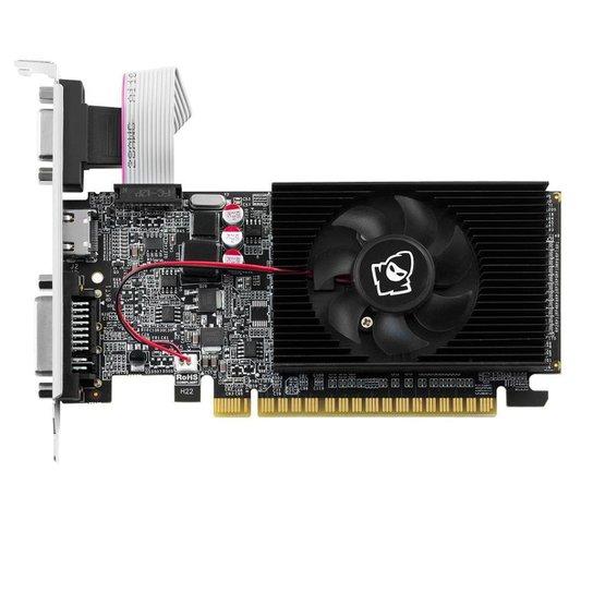 Placa de Vídeo Mancer GeForce GT610 2GB GDDR3 64Bit, MCR-6102GD3-V1 - Preto