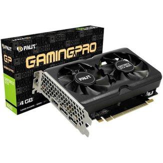 Placa de Vídeo Palit GeForce GTX 1650 4GB