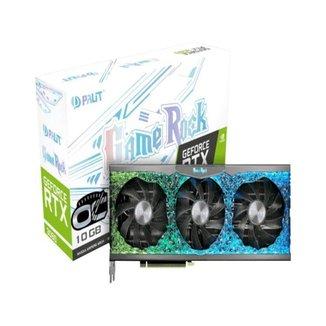 Placa de Vídeo Palit GeForce RTX 3080 10GB