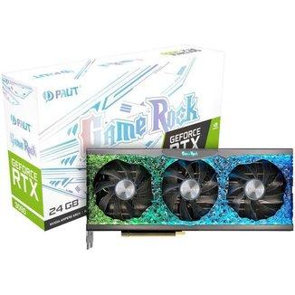 Placa de Vídeo Palit GeForce RTX 3090 24GB