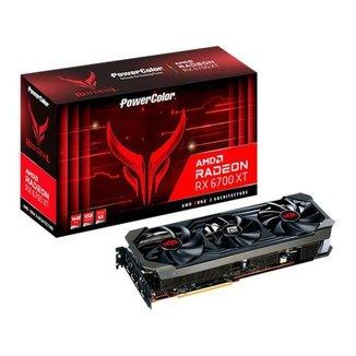 Placa de Vídeo Power Color Radeon RX 6700 XT