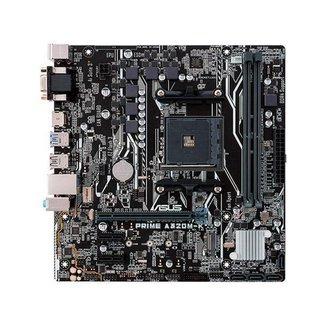 Placa Mae Asus Prime A320M-K/BR DDR4 Socket AM4 Chipset AMD A320
