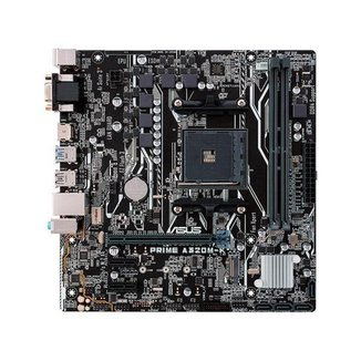 Placa Mae Asus Prime A320M-K/BR DDR4 Socket AM4 Chipset AMD A320