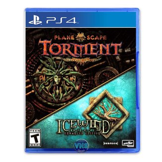 Planescape Torment & Icewind