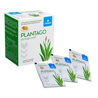 Plantago Ovata (psyllium) - Regula Intestino - 10 Sachês