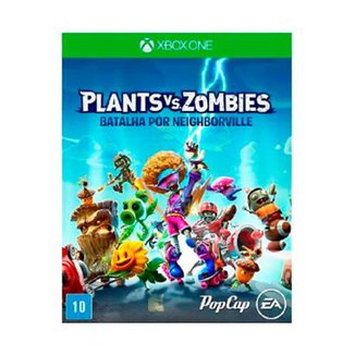 Plants Vs Zombies: Batalha Por Neighborville Xbox One