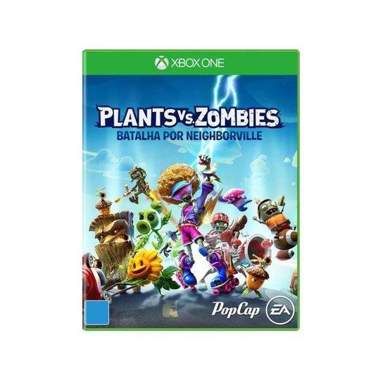 Plants vs. Zombies: Batalha por Neighborville - Verde+Branco