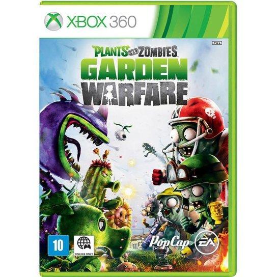 Plants Vs Zombies: Garden Warfare - XBOX 360 - Incolor