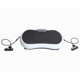 Plataforma Vibratória Slim 220v Ginastica Treino em casa WCT Fitness