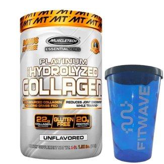 Platinum 100% Hydrolyzed Collagen (692g) Muscletech