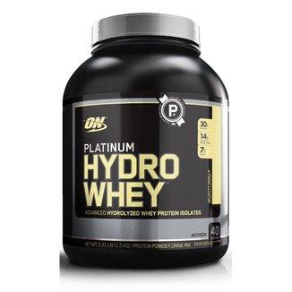 Platinum Hydro Whey Optimum Nutrition - 3.31Lbs/1.500g