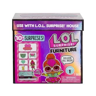 Playset LOL Surprise Forniture Candide