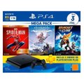 PlayStation 4 Mega Pack V15 1TB 1 Controle Preto