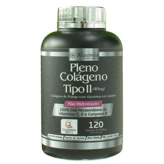Pleno Colágeno Tipo II 120 cápsulas - Alquimia