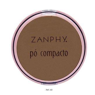 Pó Compacto Zanphy Linha Pele 60 Feminino
