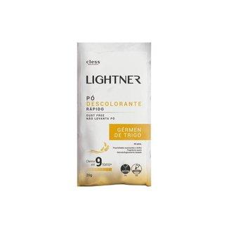 Pó Descolorante gérmen De Trigo Lightner 20g