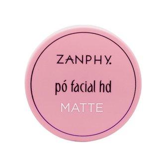Pó Facial HD Zanphy Matte Médio