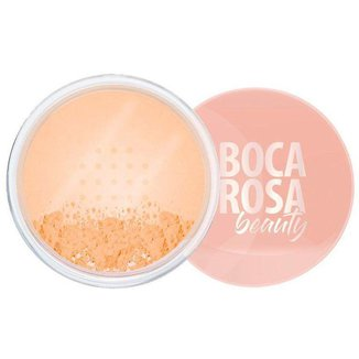 Pó Facial Payot Boca Rosa Beauty  Pó Solto Facial