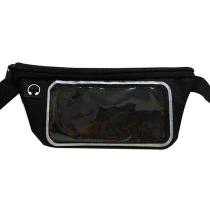Pochete Cintura Black Case