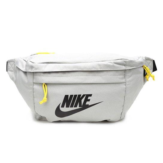 Pochete Nike Tech Hip Pack  - Cinza Claro