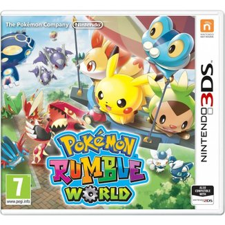 Pokémon Rumble World - Nintendo - 3DS