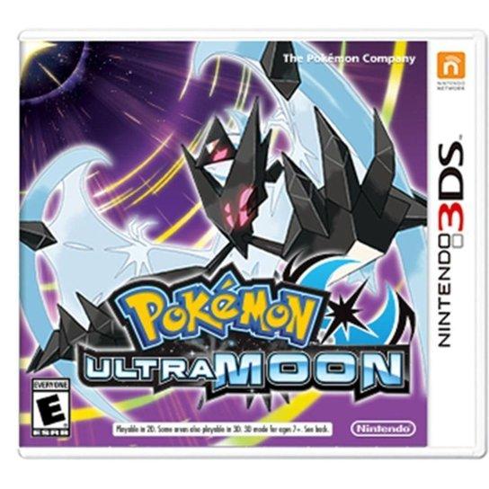 Pokémon Ultra Moon - 3DS - Incolor