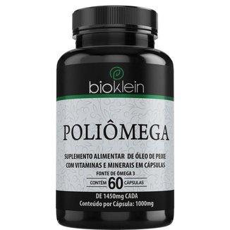 Poliômega  60 Cápsulas  Bioklein