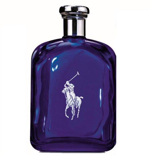 Polo Blue Ralph Lauren - Perfume Masculino - Eau de Toilette 200ml - Incolor