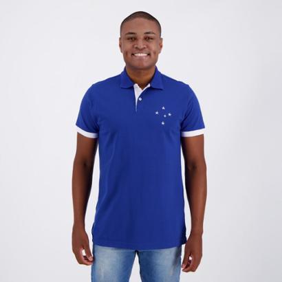 Polo Cruzeiro Estrelas Azul