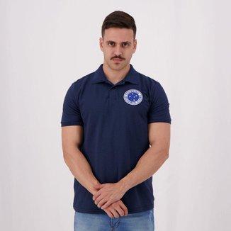 Polo Cruzeiro Piquet Marinho