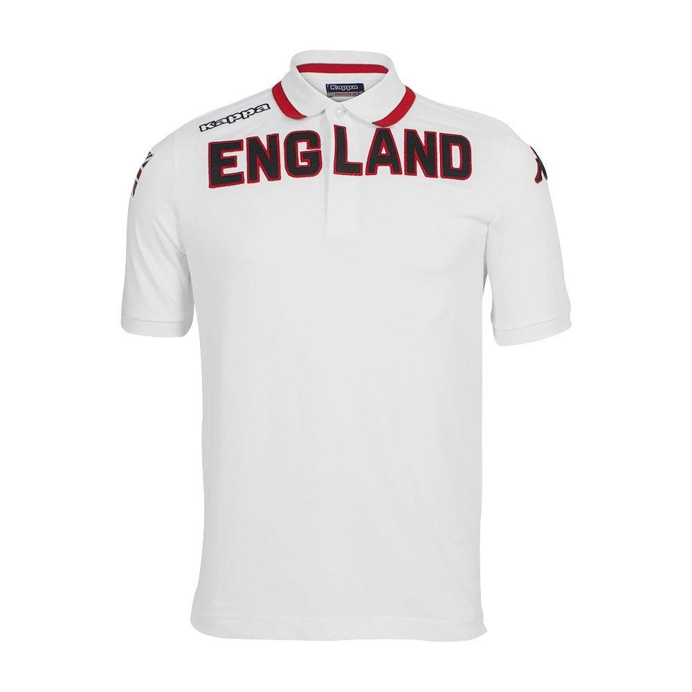 Polo Kappa Eroi Inglaterra - Compre Agora  5bcd434918320